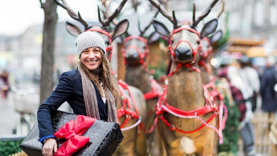 Za božič bodimo srečni, da smo, kdor smo (foto: profimedia)
