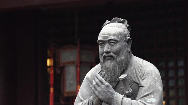 10 modrih lekcij Konfucija