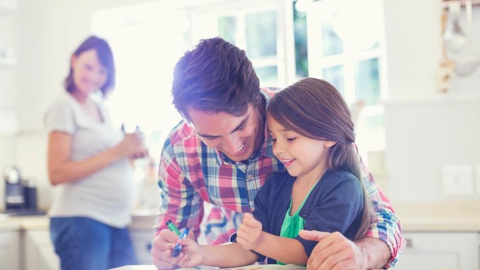 Katere lastnosti bi moral oče razvijati pri hčerki? (foto: profimedia)