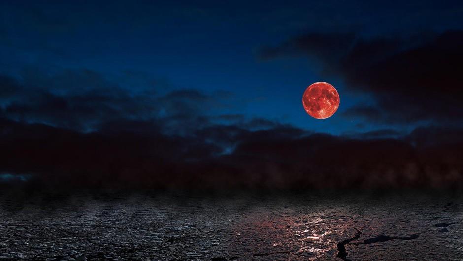 Vpliv luninega mrka na 4 astroznamenja (foto: profimedia)