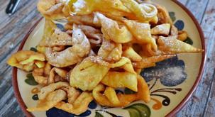 Recept: Veganski krhki flancati