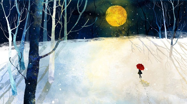 Polna luna (2. marec) nas bo usmerila tja, kamor moramo iti (foto: profimedia)