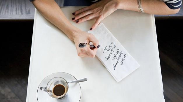 Načrt za uspešno manifestacijo (foto: profimedia)