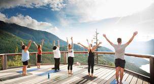 Dnevi joge po vsej Sloveniji in joga izziv: Prijavite se!
