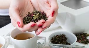 5 čajev za žensko zdravje