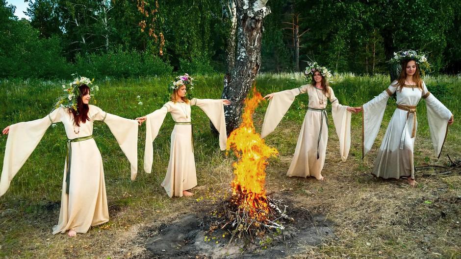 Poletni solsticij: Pozabljeni obredi naših prednikov (foto: profimedia)