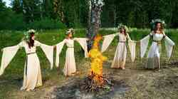 Energije poletnega solsticija