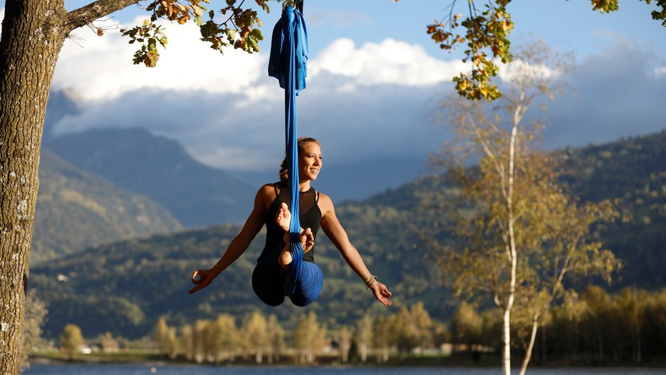 Stereotip #5: Pri jogi mi bo gotovo kmalu postalo dolgčas (foto: profimedia)