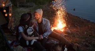 Ljubezenski pari v očeh zvezd: ogenj + zrak