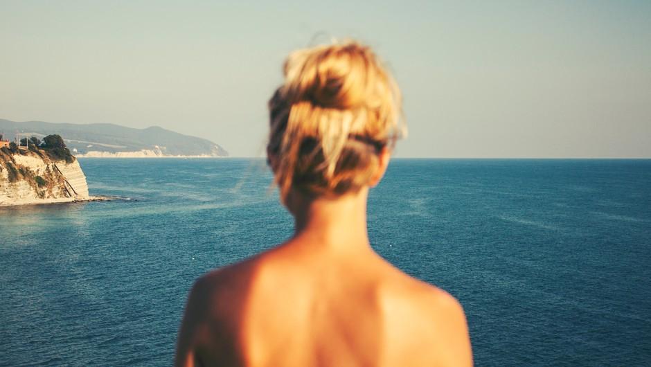 Ljubite se, sprejmite se, odpustite si (foto: unsplash)