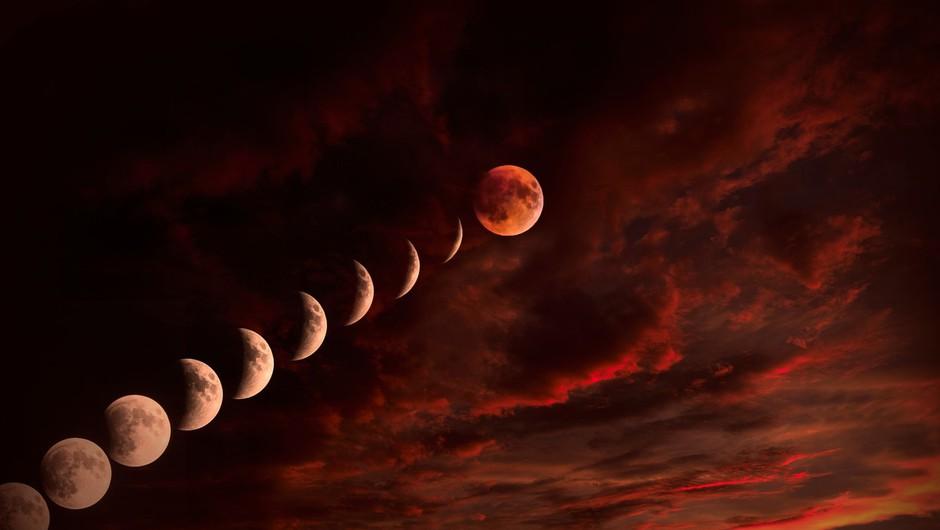 Lunin mrk in polna luna (27. 7.) (foto: profimedia)