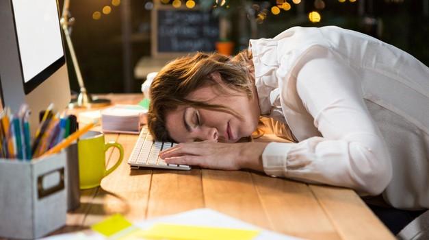 Energetska izčrpanost: Utrujenost, čeprav spite dovolj (foto: profimedia)