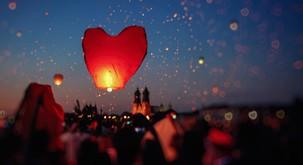 Sporočilo za današnji dan: Srce imamo zato, da ljubimo