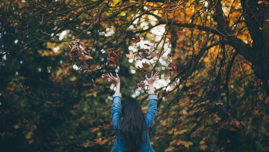 15 razlogov, zakaj imamo radi jesen (foto: unsplash)