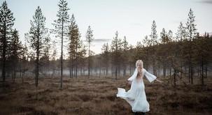 Jonna Jinton: Švedinja, ki je pustila mestno življenje in se preselila globoko v gozd
