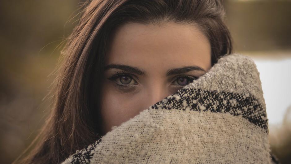 Resnična sreča pomeni, da se ne skrivamo pred čustvi (foto: unsplash)