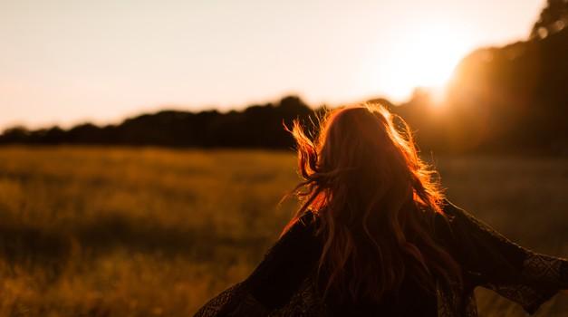 Čaka nas harmoničen teden s Soncem v znamenju Tehtnice (foto: unsplash)