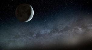 Sreda (17. 10.) - Luna v Vodnarju