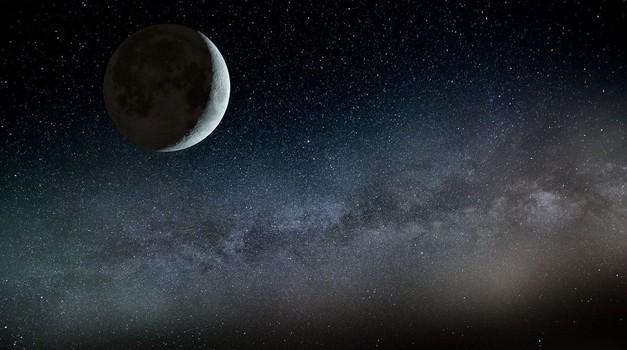 Sreda (17. 10.) - Luna v Vodnarju (foto: profimedia)