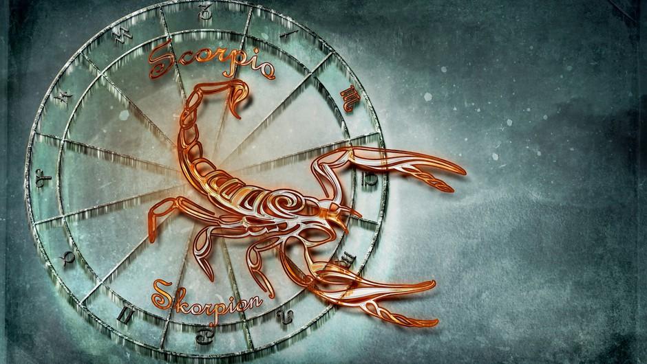 Pričelo se je obdobje škorpijona (23. 10. - 22. 11.): Ne bežite stran od resnice (foto: pixabay)