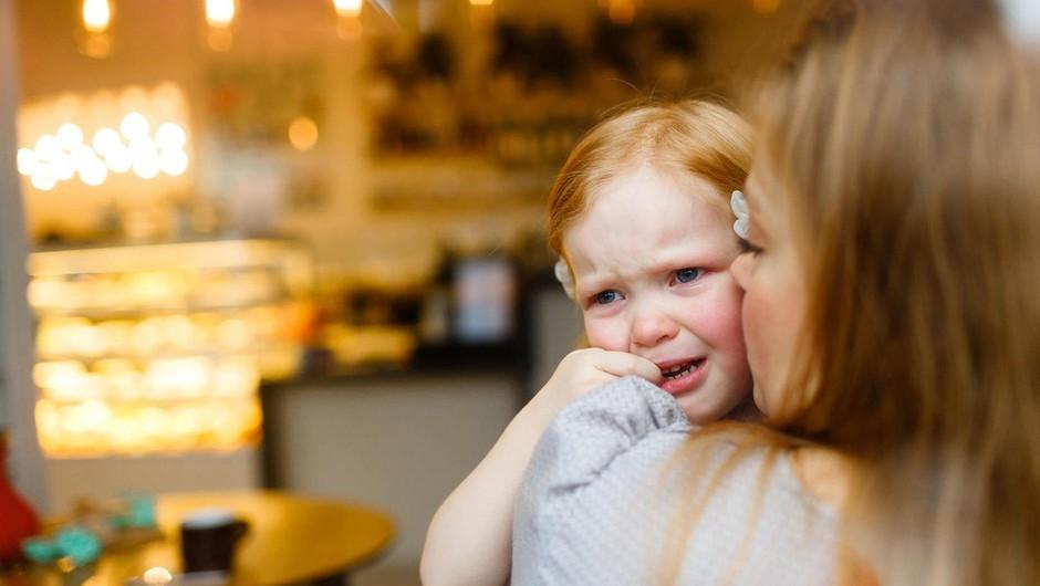 Kako se soočiti z izpadi trme in jokom pri otrocih (foto: profimedia)