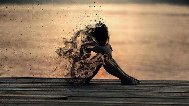 Zakaj se moramo osvobajati žalosti? (foto: pixabay)