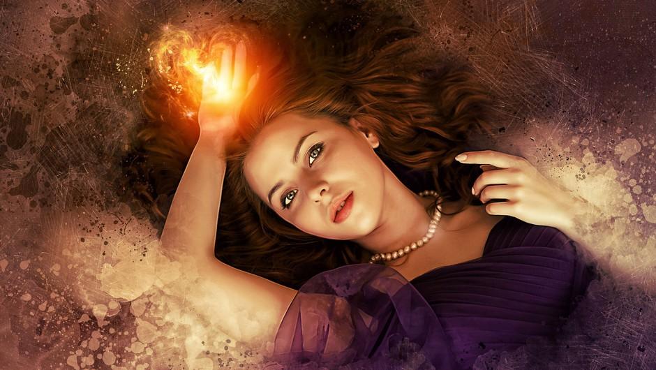 Napoved za ta teden: Ne izgubite se v svoji domišljiji (foto: pixabay)