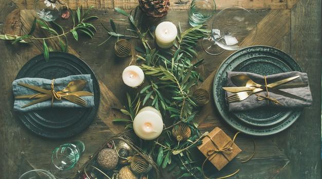 Silvestrske večerje pri nas in po svetu - kolaž navdihov (foto: Profimedia)