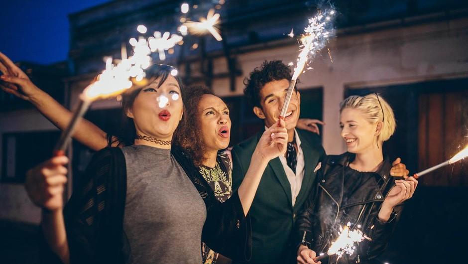 Znamenja na službenih zabavah (foto: PRofimedia)