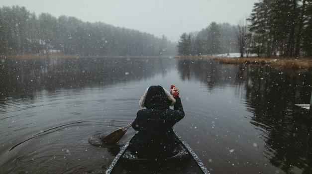 Nihče vas ne muči, mučite le samega sebe (foto: unsplash)