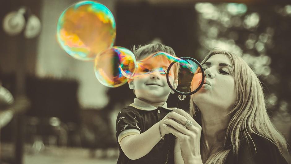 Kako mati vzgoji močnega sina (foto: pixabay)
