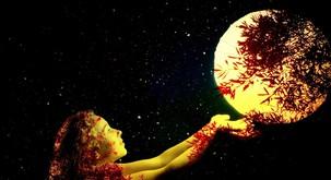 Kaj nas uči trenutni čas luninega mrka