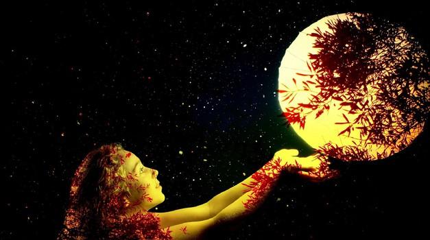Kaj nas uči trenutni čas luninega mrka (foto: pixabay)