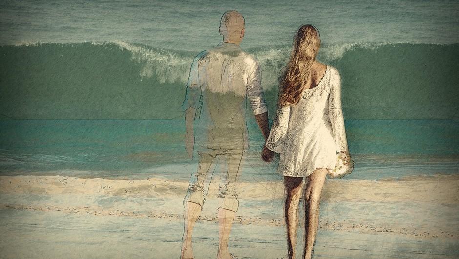 Ko duše po smrti odidejo, jih lahko še vedno začutimo (foto: pixabay)