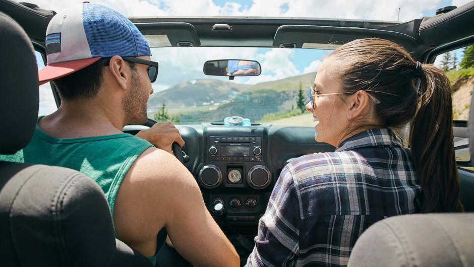 Zakaj ženske pametujejo moškim med vožnjo? (foto: profimedia)