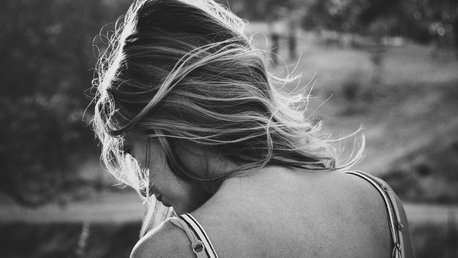 Blagoslov je tudi, ko občutite bolečino (foto: unsplash)