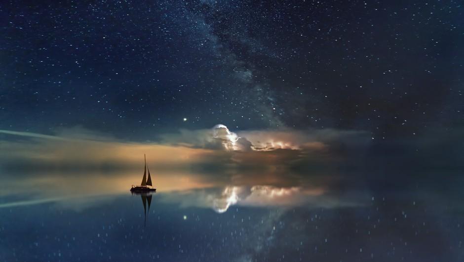 Rumi: Počakaj, da se vode umirijo (foto: pixabay)