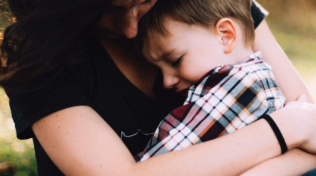 Vaja za zdravljenje ranjenega otroka v sebi (foto: unsplash)