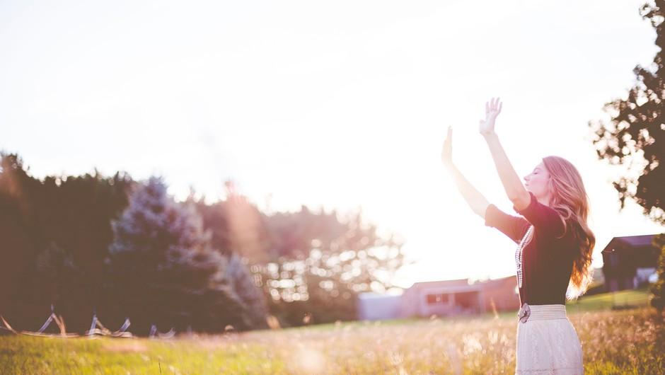Občutite hvaležnost za vse, kar se vam dogaja (foto: unsplash)