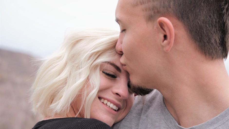 Kako možgani vplivajo na zaljubljenost in ljubezen (foto: unsplash)