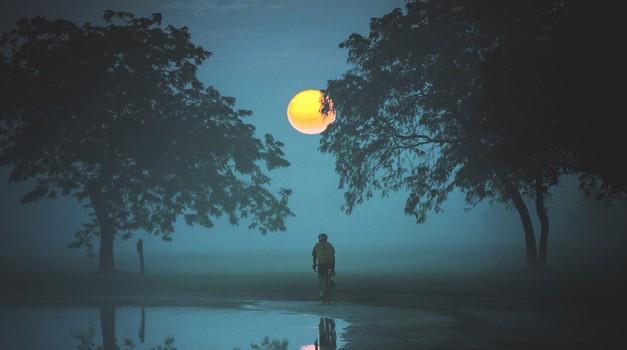 Kako lunine mene vplivajo na nas (foto: Unsplash)
