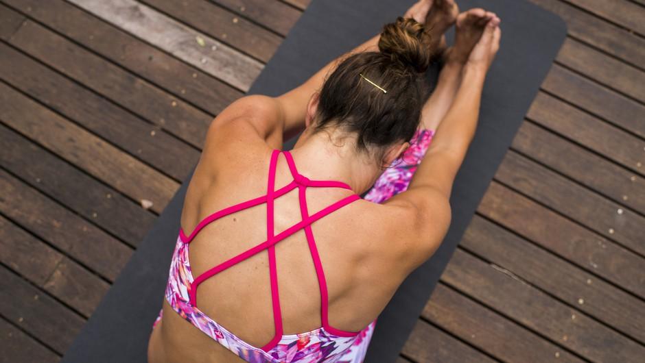 Katera je najboljša joga blazina? (foto: foto arhiv prAna)