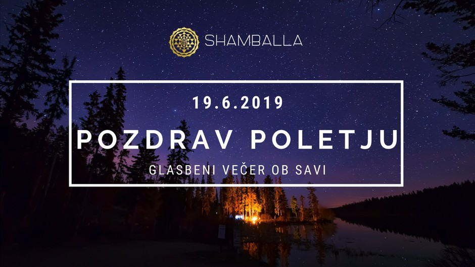 Pozdrav poletju – Glasbeni večer ob Savi (foto: shamballa)