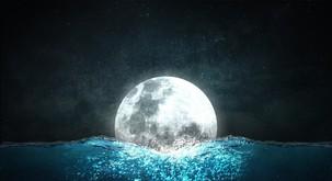 Kaj nam sporoča polna luna v strelcu