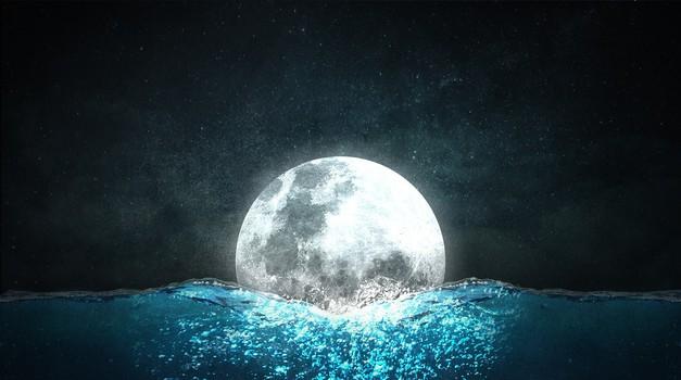 Kaj nam sporoča polna luna v strelcu (foto: pixabay)