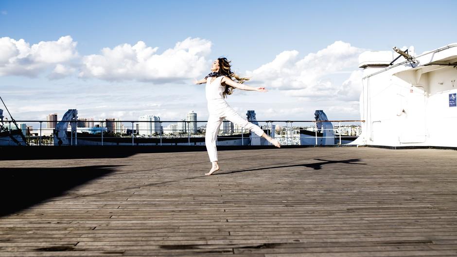 Znanstveno dokazano: ples nas osrečuje! (foto: unsplash)