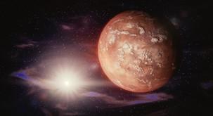 Mars v levu se bo dotaknil vašega ega