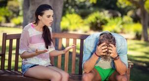 Strastni pari se bolj pogosto prepirajo