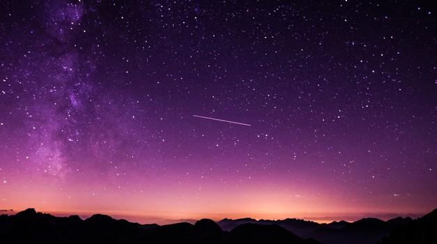 Sporočilo za današnji dan: Zvezda je simbol človeške duše (foto: unsplash)