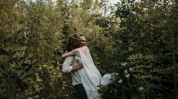 Ženska s svojim obnašanjem sama odloča, kakšnega moža bo imela (foto: unsplash)